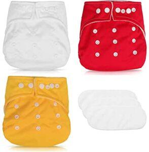 meilleure couche bébé lavable réutilisable