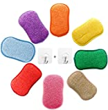 meilleure éponge vaisselle microfibre
