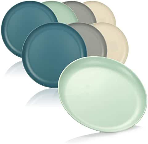 meilleure assiette réutilisable lavable