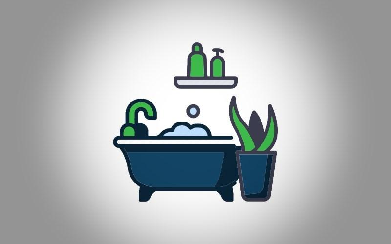 zéro déchets salle de bain