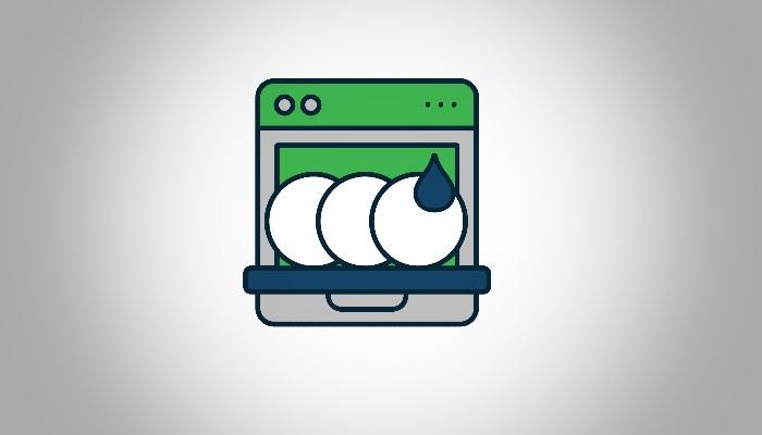 Dishypad - sachet écologique pour votre lave-vaisselle